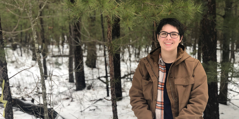Rutgers‒Camden Undergraduate's Research on Prescribed Fires and Wildfires in The Pinelands Could Help Protect Forest Ecosystems